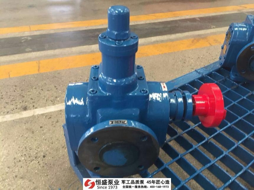 高粘度化工泵使用如何保养?