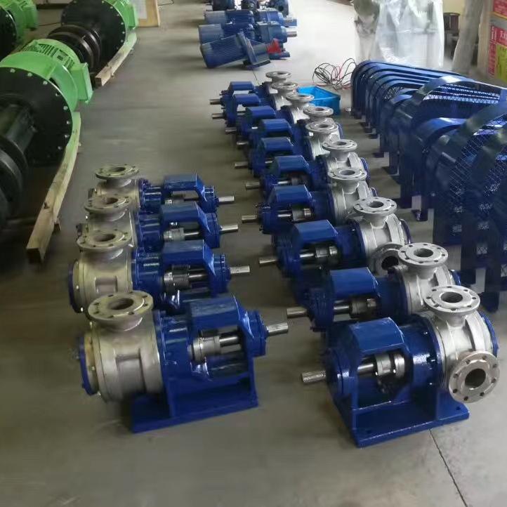 NYP不锈钢高粘度泵