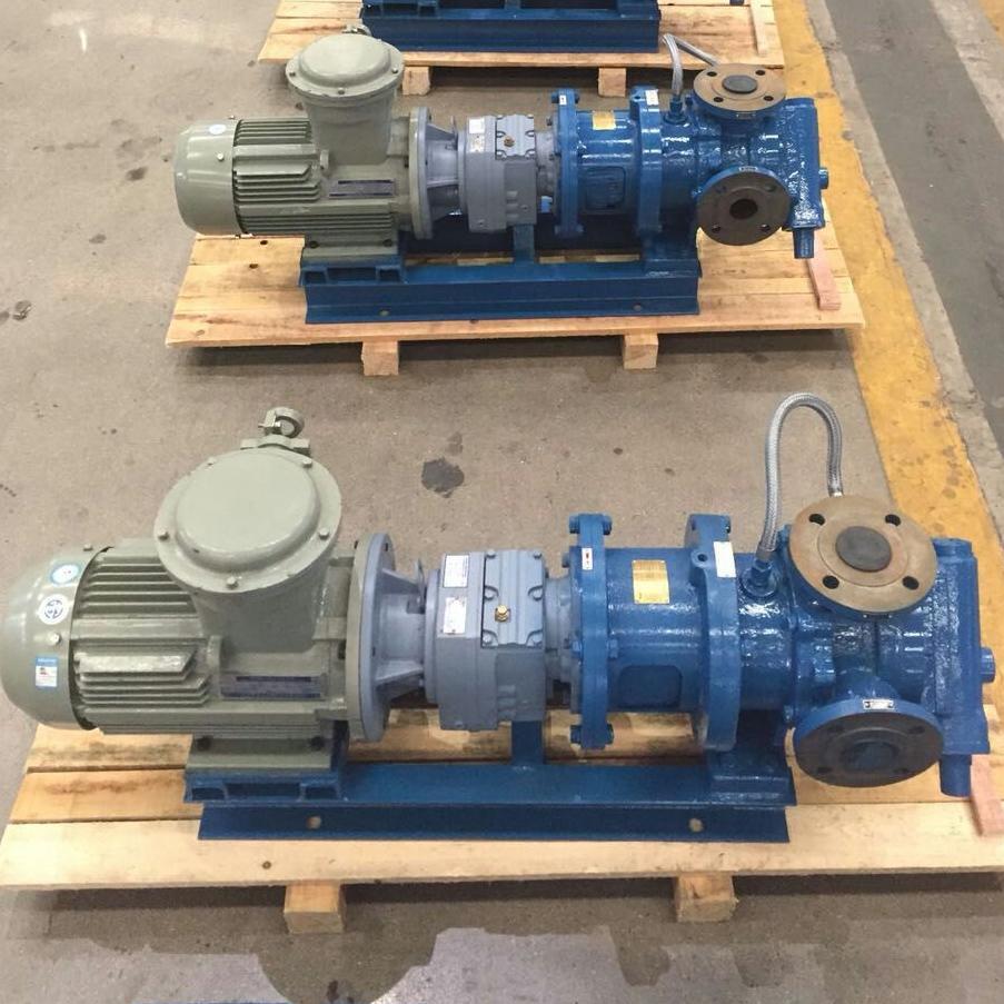 NYP磁力驱动高粘度泵