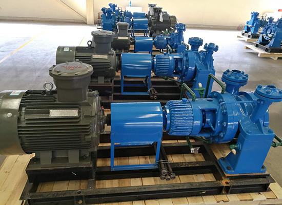 单两级离心泵002