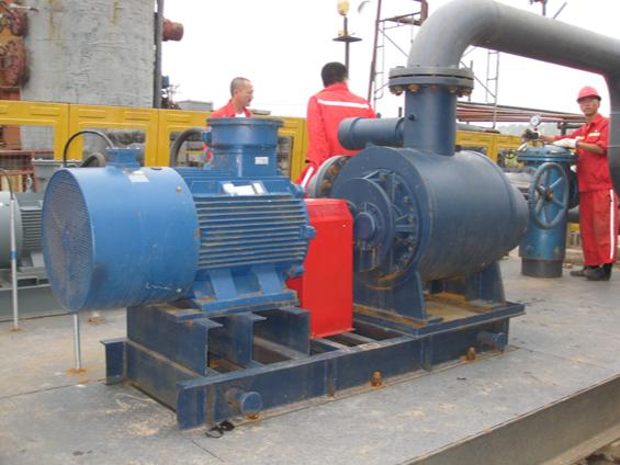 双螺杆泵维护