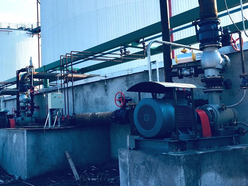 三螺杆油泵
