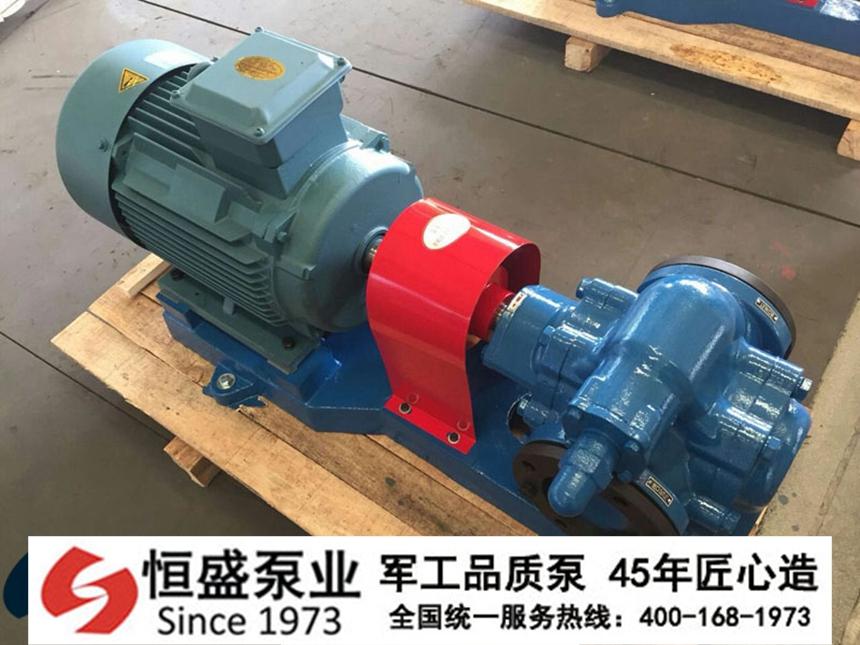 KCB齿轮泵 (1)