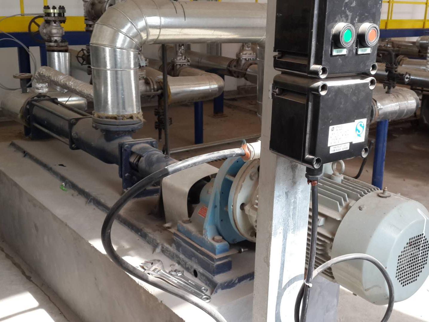 G单螺杆泵用户现场照片