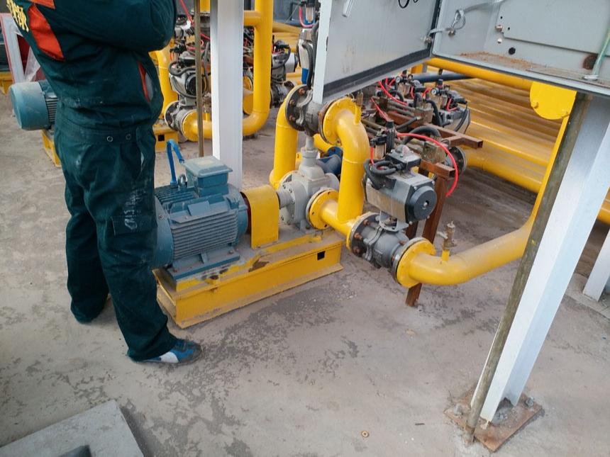 YCB型齿轮泵