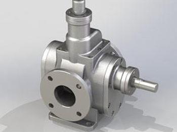 不锈钢齿轮泵的性能特点