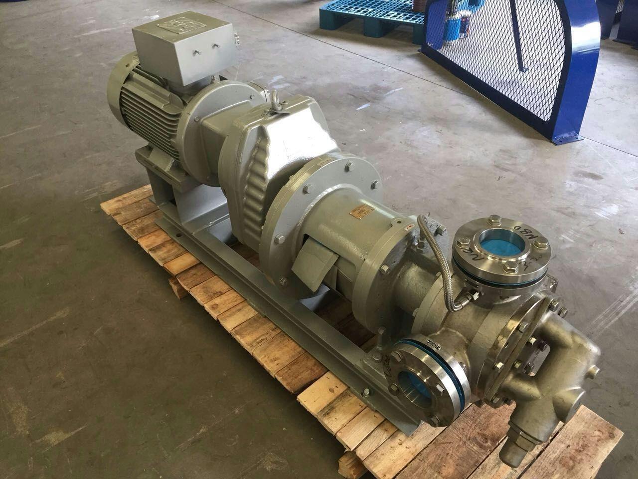 磁力驱动高粘度泵