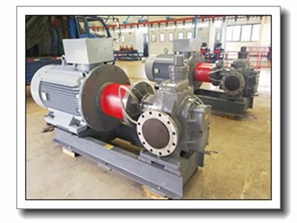 高粘度泵的结构形式和优点