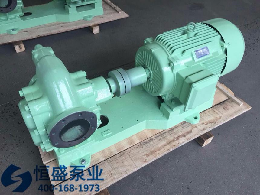 泊头高粘度齿轮泵 (633)