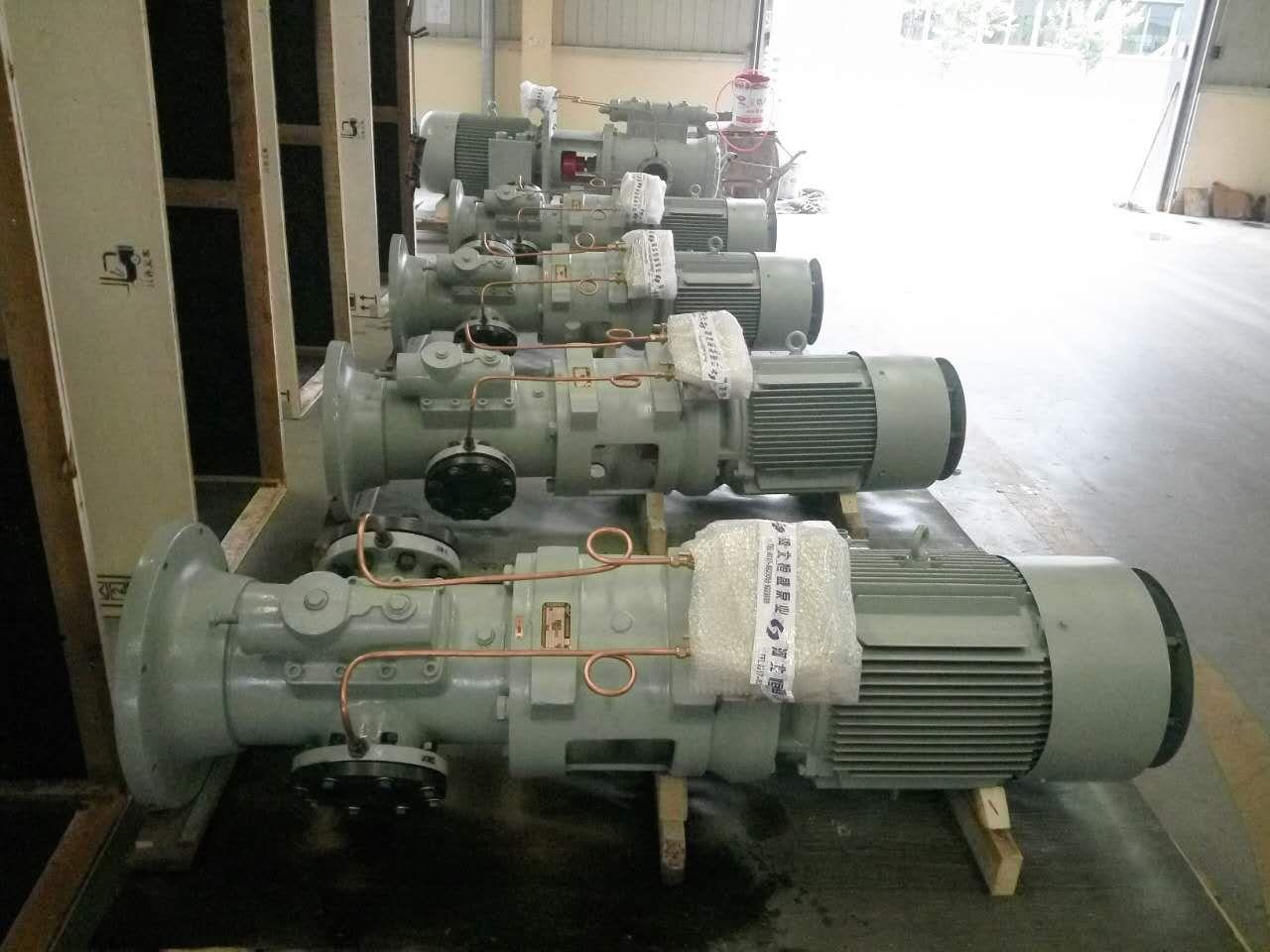 船用立式齿轮泵