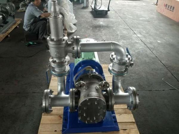 磁力齿轮泵