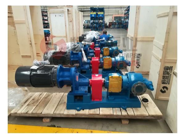 恒盛泵业高粘度泵