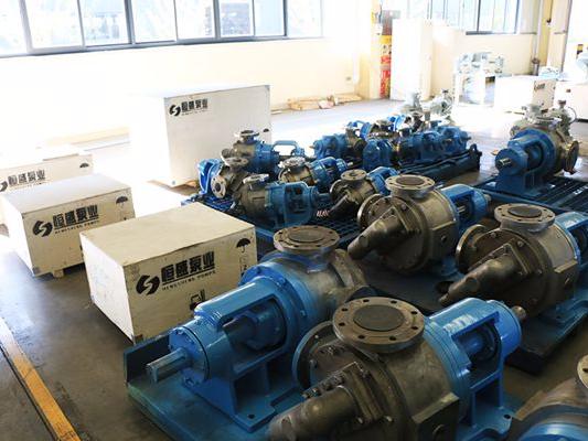 高粘度泵的使用以及保养