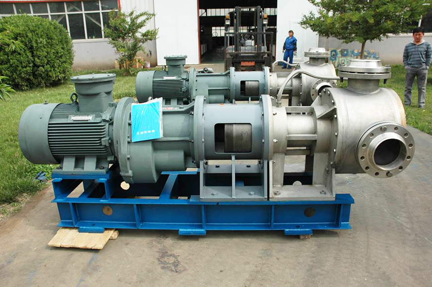 NYP磁驱动高粘度泵