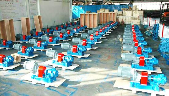 红狮漆业——恒盛泵业高粘度泵应用案例