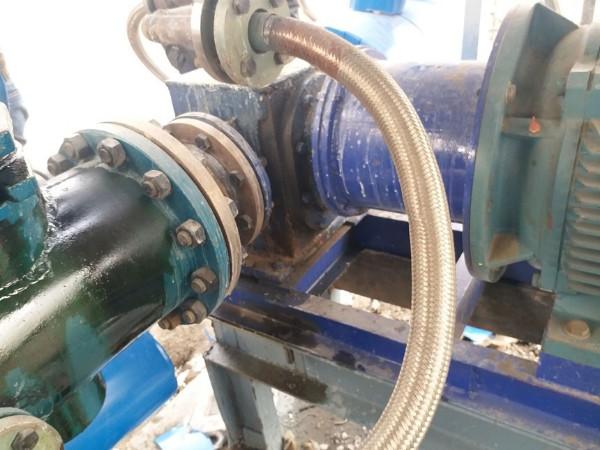 磁力驱动齿轮泵