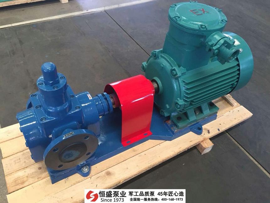 高粘度泵10