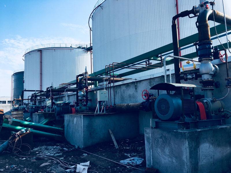 保温沥青泵