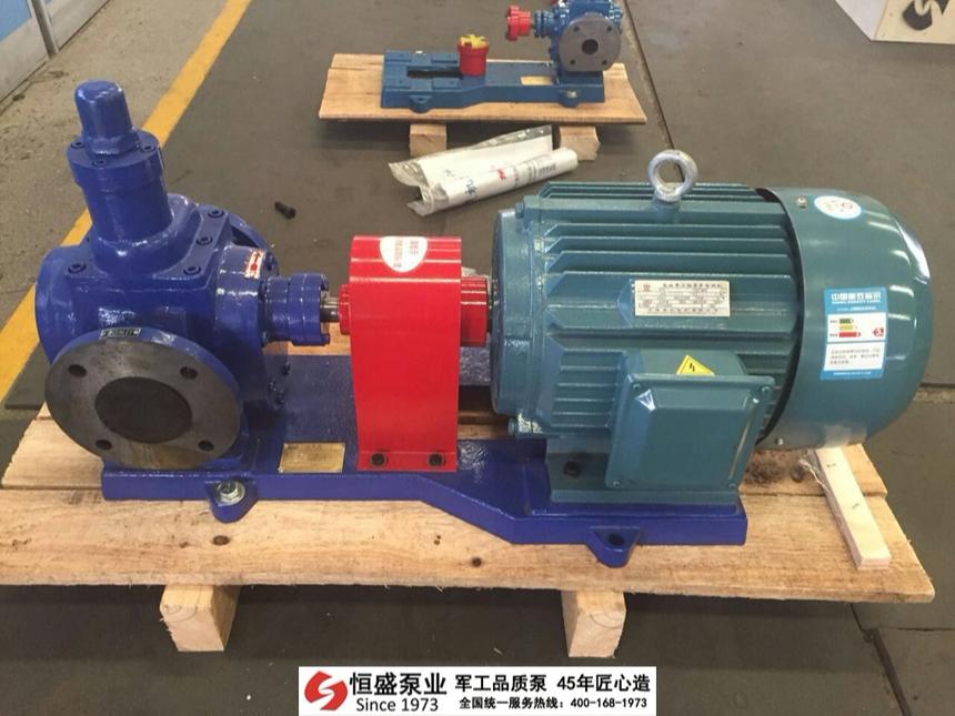 高粘度泵11