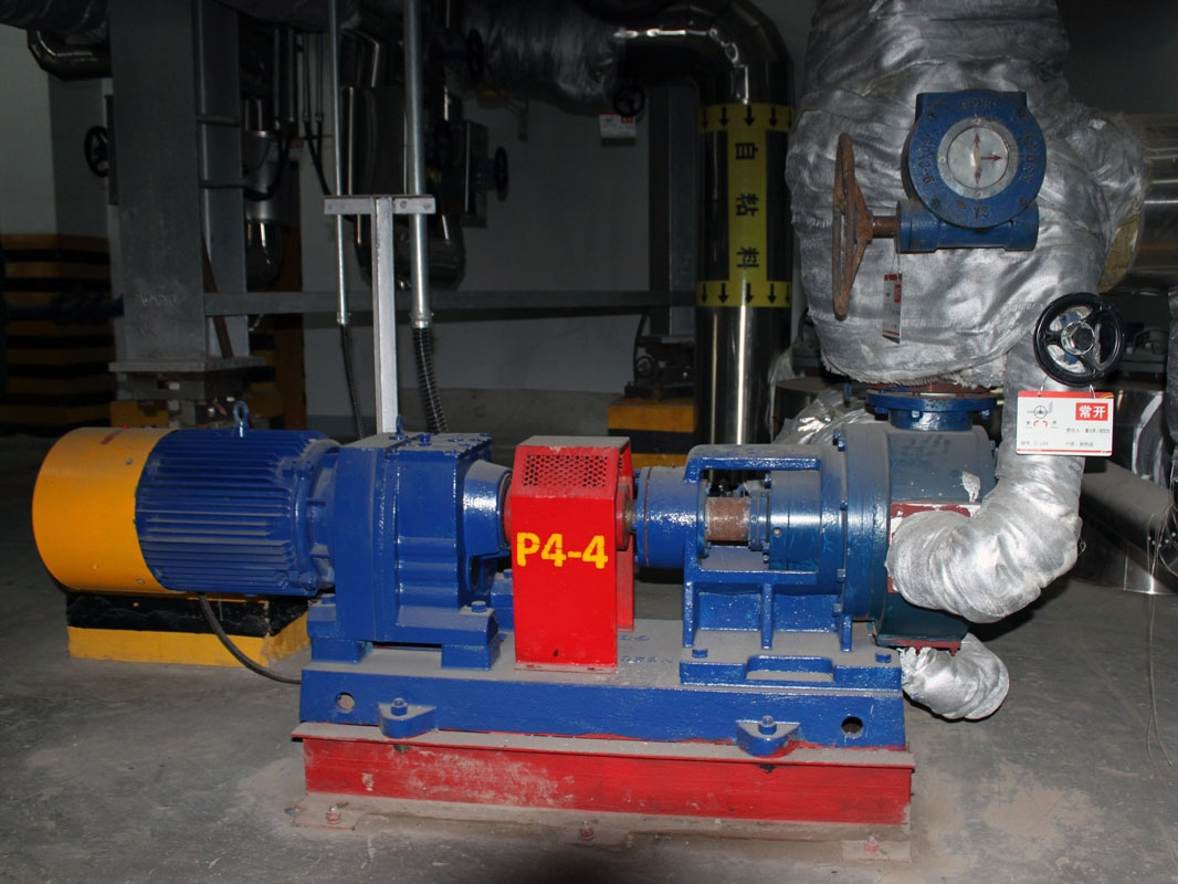 保温高粘度泵