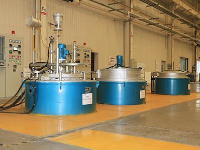 精密井式无公害可控渗氮炉