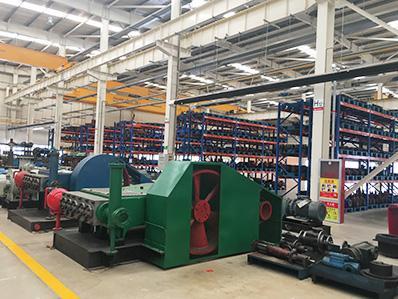 恒盛泵业设备及货架