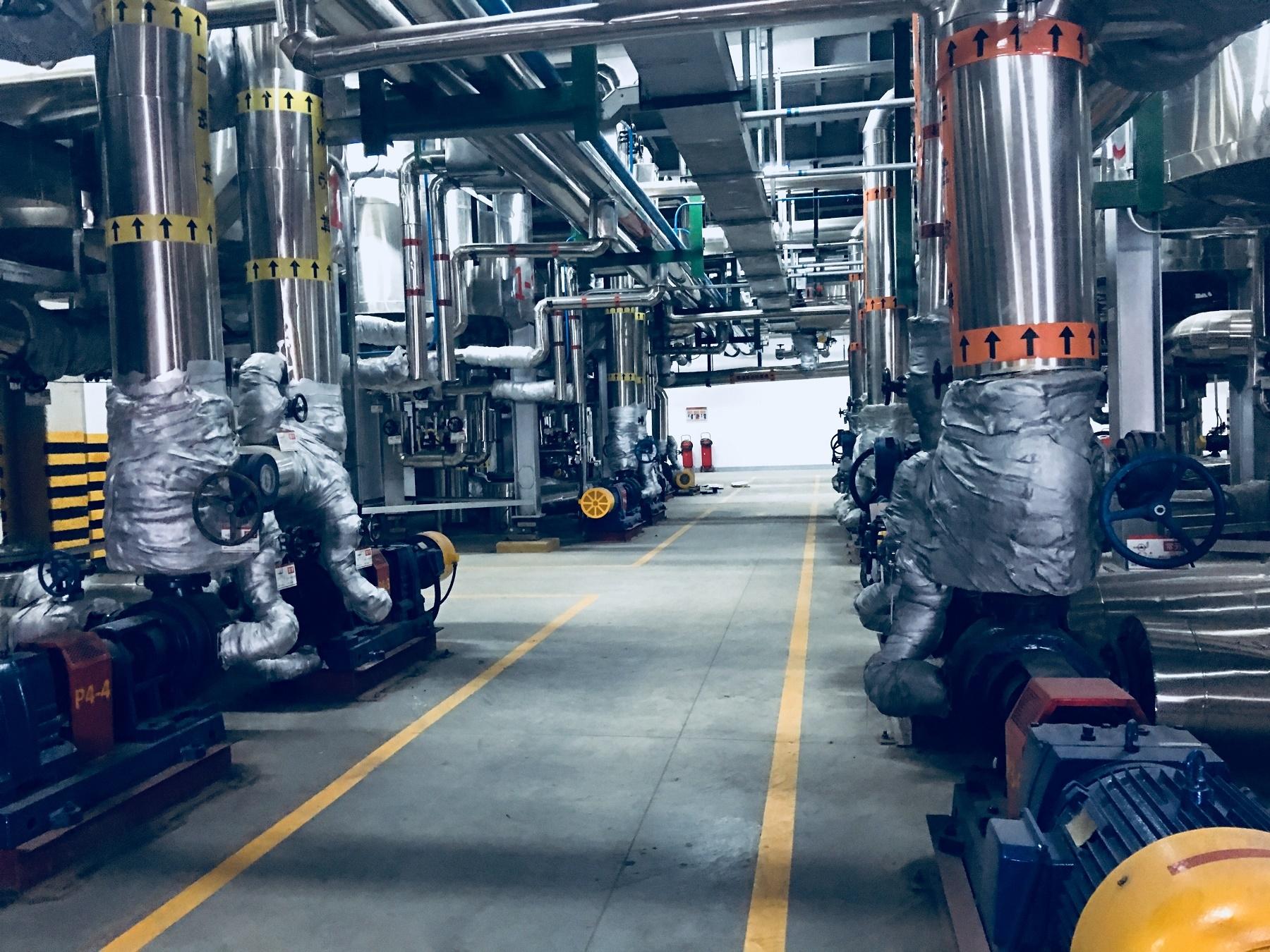 恒盛泵业牵手三棵树涂料有限公司,高粘度泵在防水建材行业又下一城。