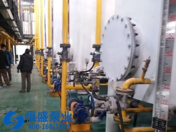 高温齿轮油泵