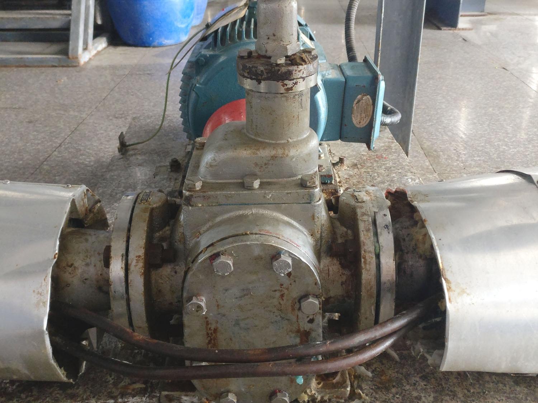 不锈钢齿轮泵操作注意事项