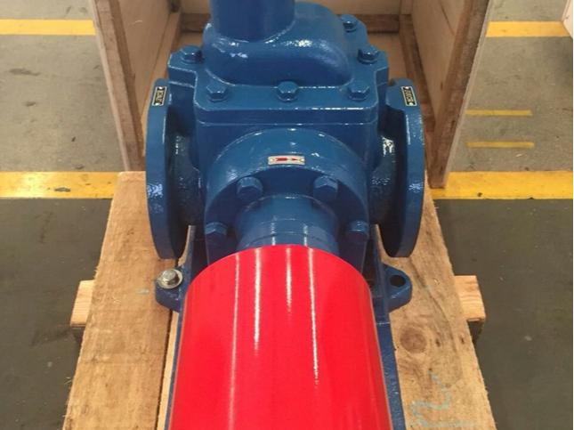 高粘度泵的噪声问题如何产生