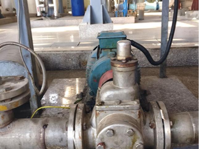 YCB型不锈钢圆弧齿轮泵异常噪音和振动的原因