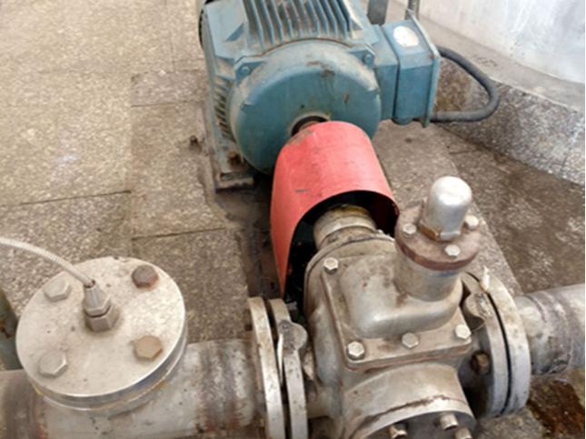 不锈钢齿轮泵的泄漏与排除
