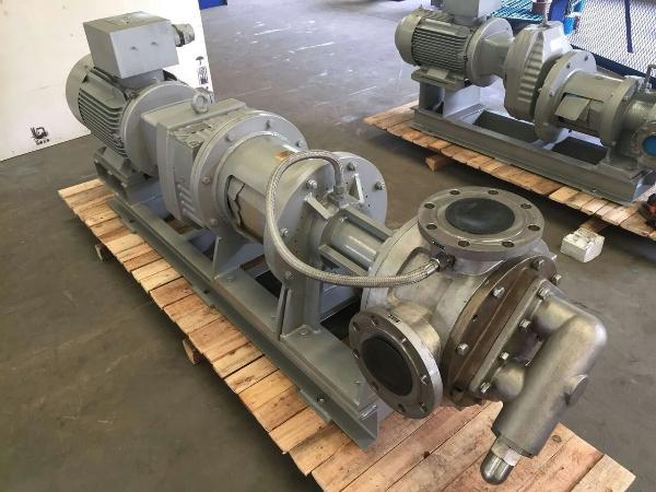 磁力驱动高粘度齿轮泵