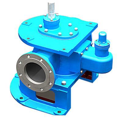 LYB立式圆弧齿轮泵