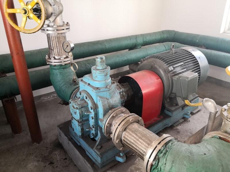 齿轮泵齿轮油泵自吸能力变差的原因及解决方法