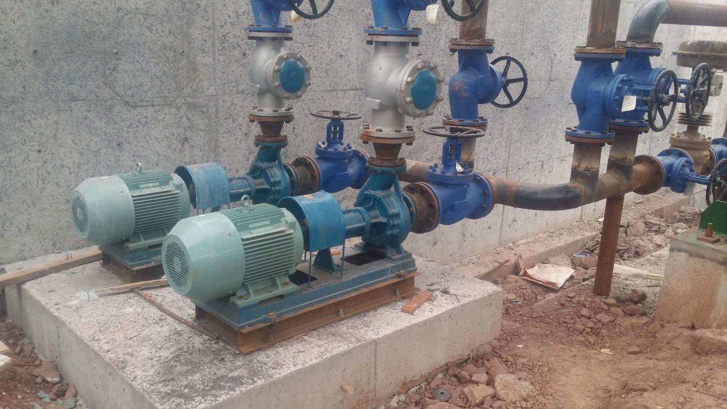 高温导热油泵