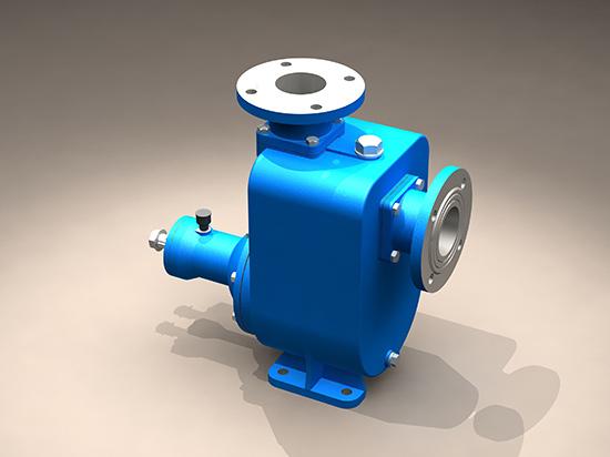 自吸式离心泵的安装要点