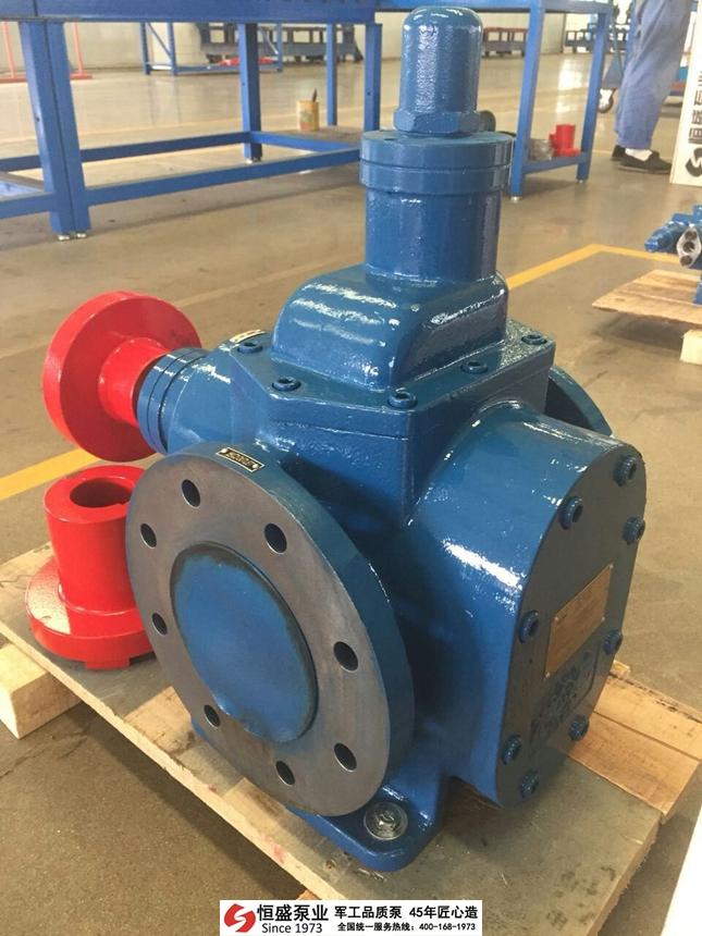NYP高粘度泵的工作性能与操作