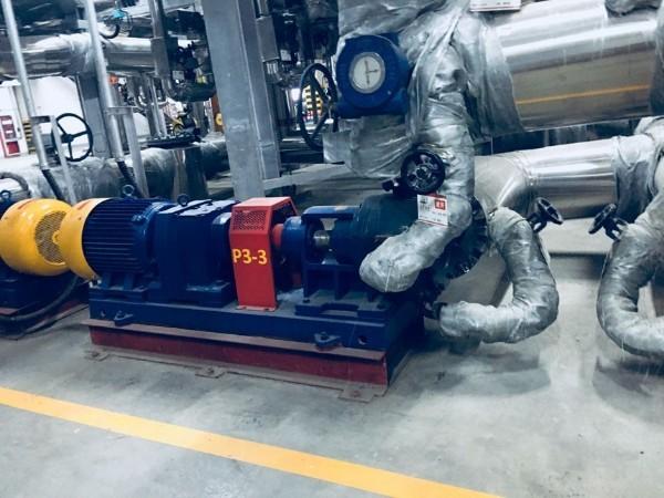 高粘度保温沥青泵