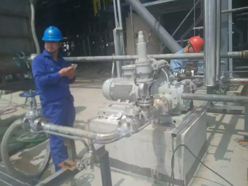 化工磁力齿轮泵