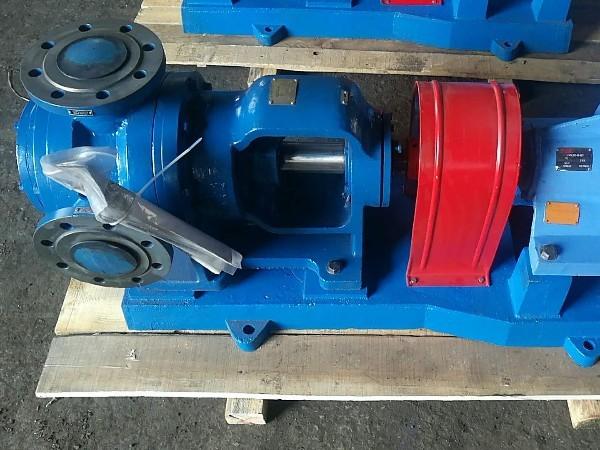高粘度齿轮油泵